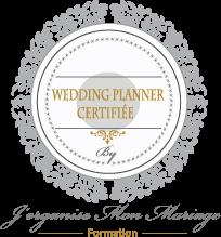 Certifié Wedding Planner